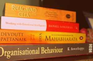 Bhagavad Geeta and Organizational Behaviour